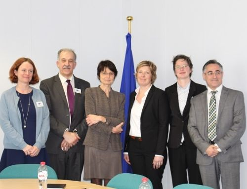 DISCRIMINATION OF DEAFBLINDNESS IS EXPOUNDED TO THE EUROPEAN COMMISSION