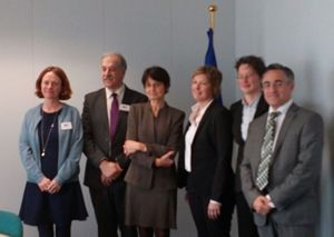 Meeting with the Employment, Social Affairs, Skills and Labour Mobility European Commissioner, Marianne Thyssen
