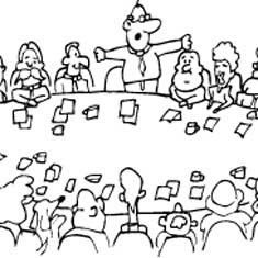 Image of a General Assembly Meeting