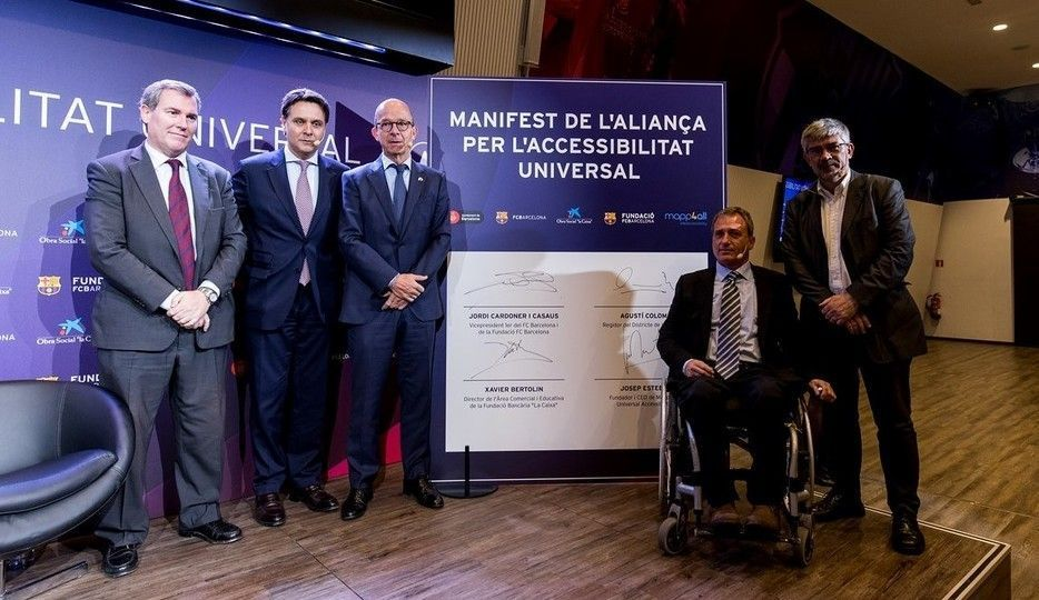 Manifest for the Alliance for the Universal Accessibility