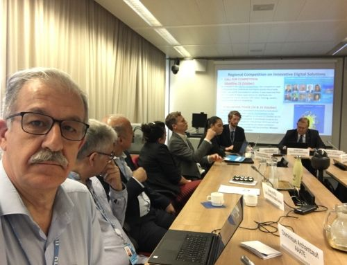 EDbN in the ITU Evaluation Committee for an Accessible Europe